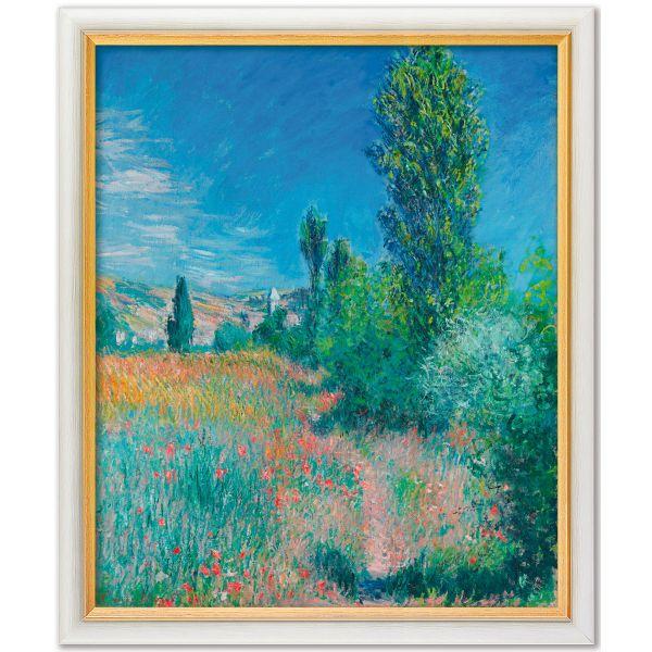 Monet, Claude: »Landschaft auf Saint-Martin«, 1881