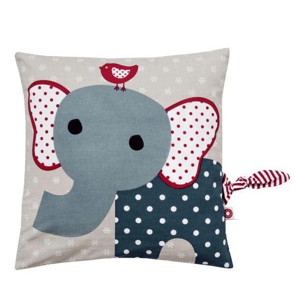 kinder kissen elefant simon spielzeug accessoires. Black Bedroom Furniture Sets. Home Design Ideas