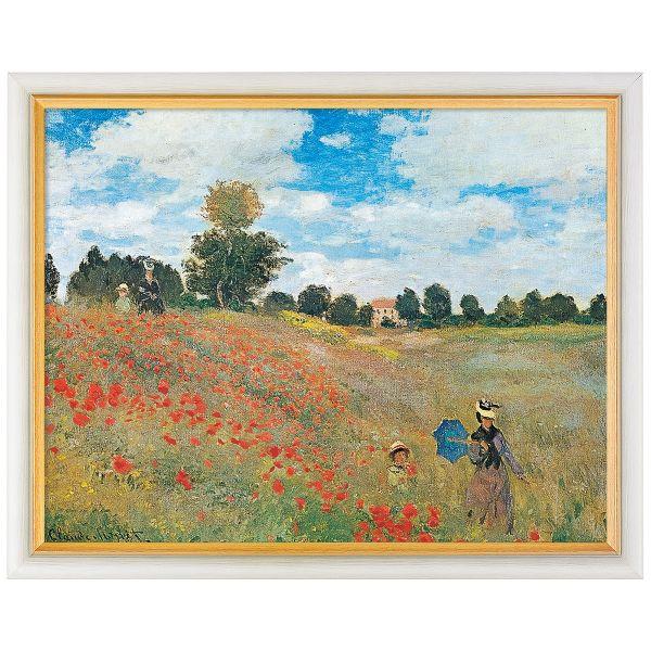 Monet, Claude: »Les Coquelicots (Environs de Argenteuil)«, 1878
