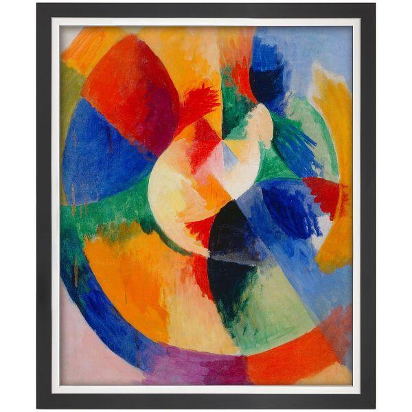 Delaunay, Robert: »Kreisformen, Sonne (Formes circulaires, soleil)« 1912/13