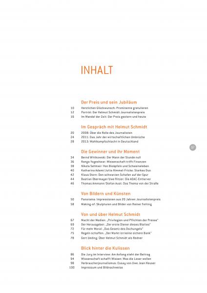 Helmut Schmidt: »Vom Umgang mit der Wahrheit«