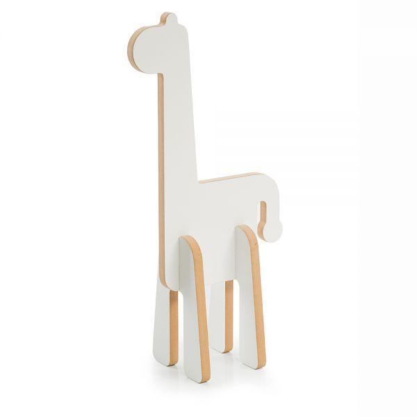 Giraffe »Giselle« - Holztier zum Bemalen