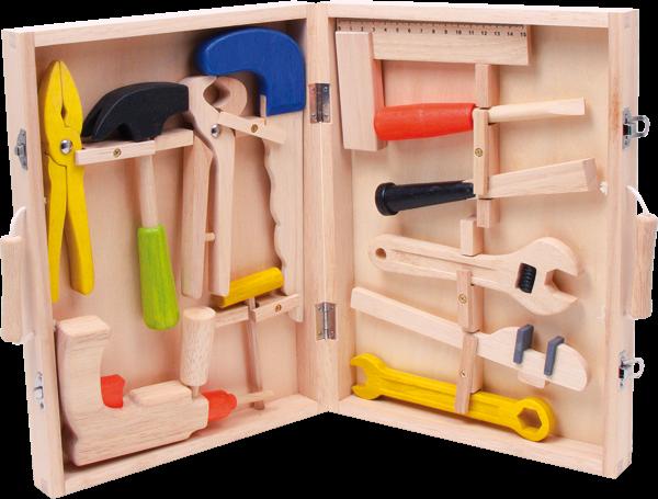 Kinder-Werkzeugkoffer