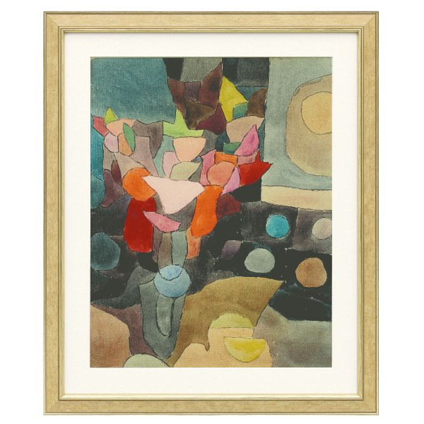 Klee, Paul: »Gladiolen-Stillleben«, 1932