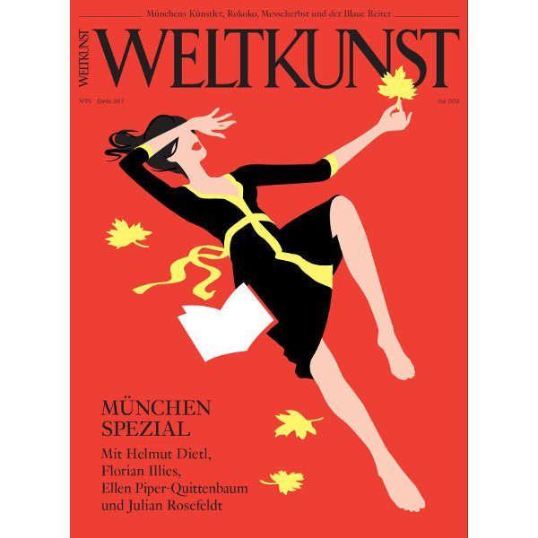 Edition der WELTKUNST »München«