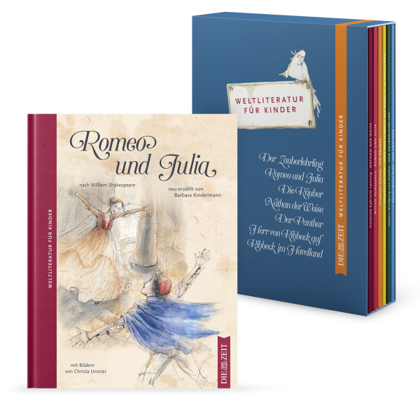 ZEIT Edition Weltliteratur für Kinder
