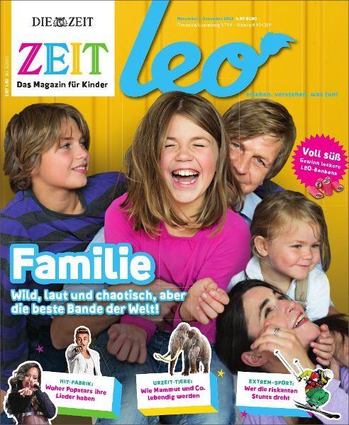 ZEIT LEO 6/13 Familie
