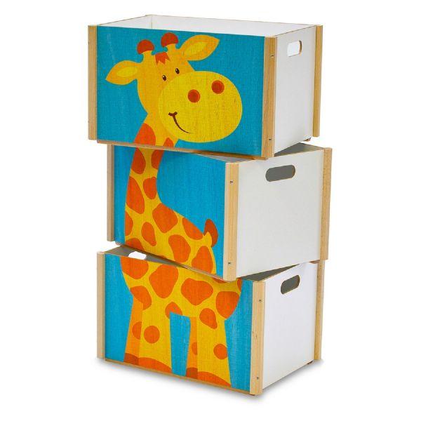 Stapelbox giraffe spielzeug accessoires kinderwelt - Stapelboxen kinderzimmer ...