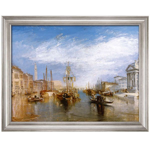 Turner, William: »Canale Grande«, 1835