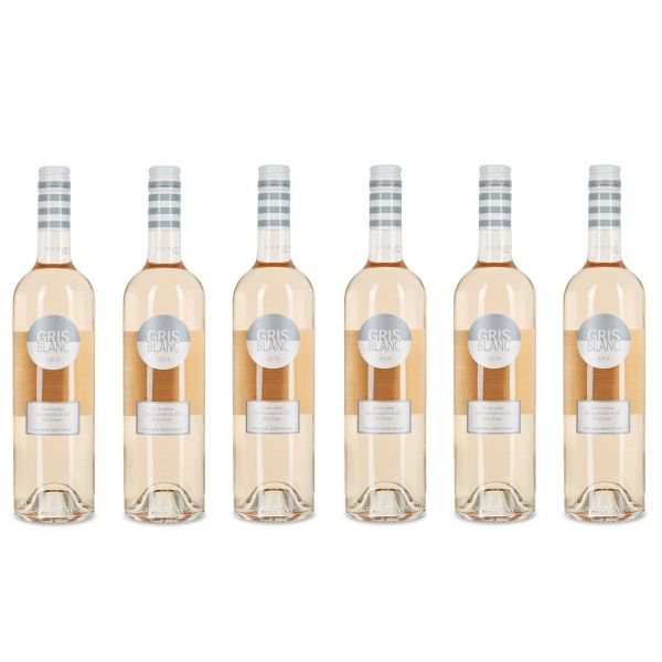 Gris Blanc, 2014 (6 Flaschen)