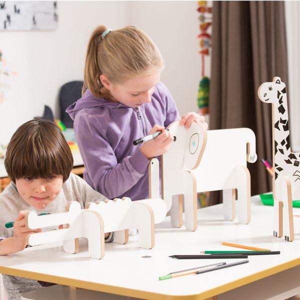 elefant otto holztier zum bemalen kinderwelt sortiment die zeit shop besondere ideen. Black Bedroom Furniture Sets. Home Design Ideas