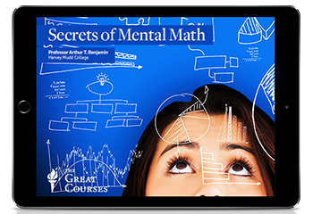 Probevideo »Secrets of Mental Math«