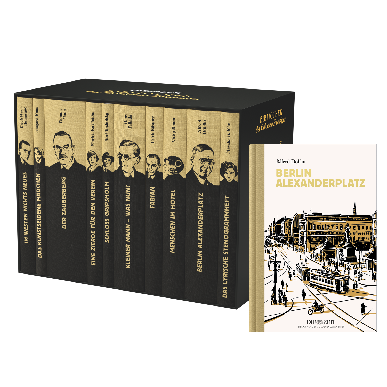 Entzückend Blickfang Alte Zeiten Galerie Von »die Zeit-bibliothek Der Goldenen ZwanzigerÂ« | Die