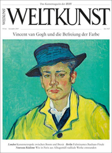 WELTKUNST 164/19 Vincent van Gogh und die Befreiung der Farbe