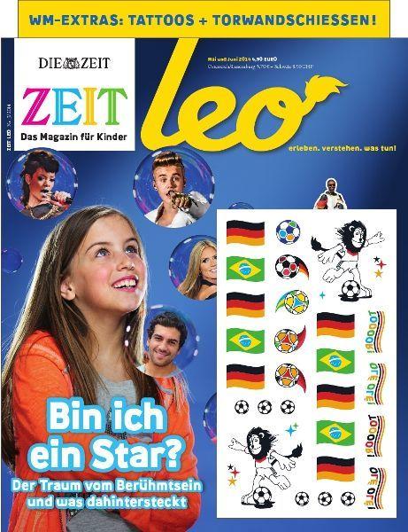 ZEIT LEO 3/14 Bin ich ein Star?