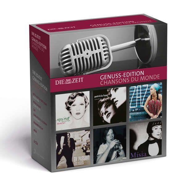DIE ZEIT »Chansons du monde«
