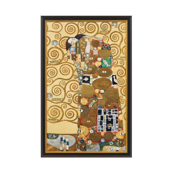 Klimt, Gustav: »Die Erfüllung«, 1909–11