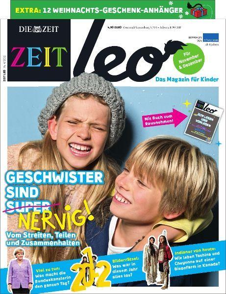ZEIT LEO 6/12 Geschwister sind super nervig!