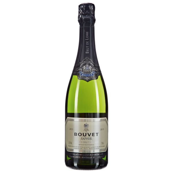 Saumur Brut Blanc Saphir, 2013 (6 Flaschen)