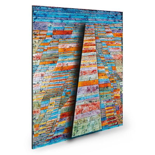 Klee, Paul: »Haupt- und Nebenwege« Dimension 2, 1929