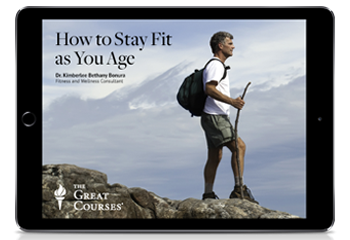 »How to Stay Fit as You Age«-Seminar