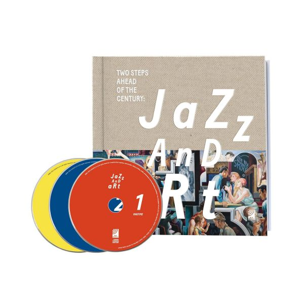 Earbook »Jazz and Art«