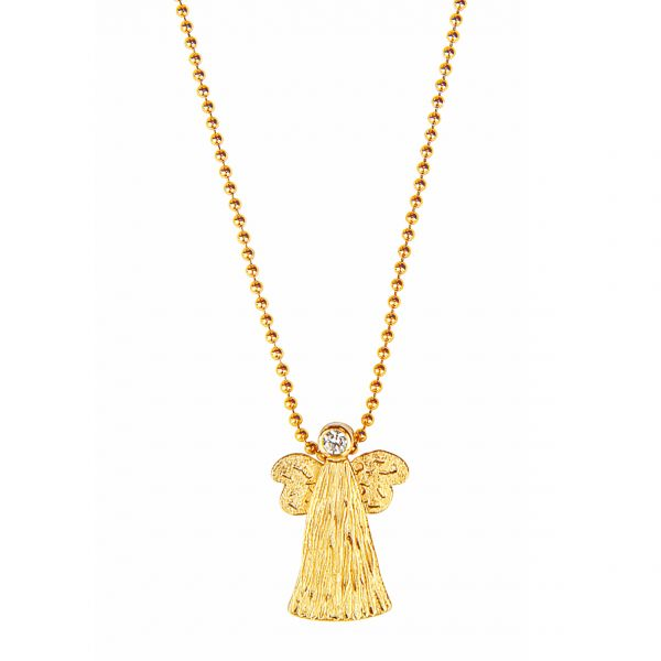 Collier »Goldener Engel«