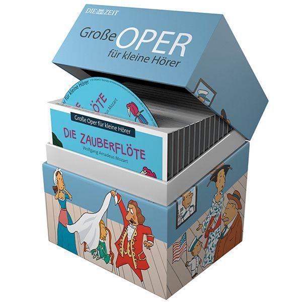 ZEIT-Edition »Große Oper für kleine Hörer«