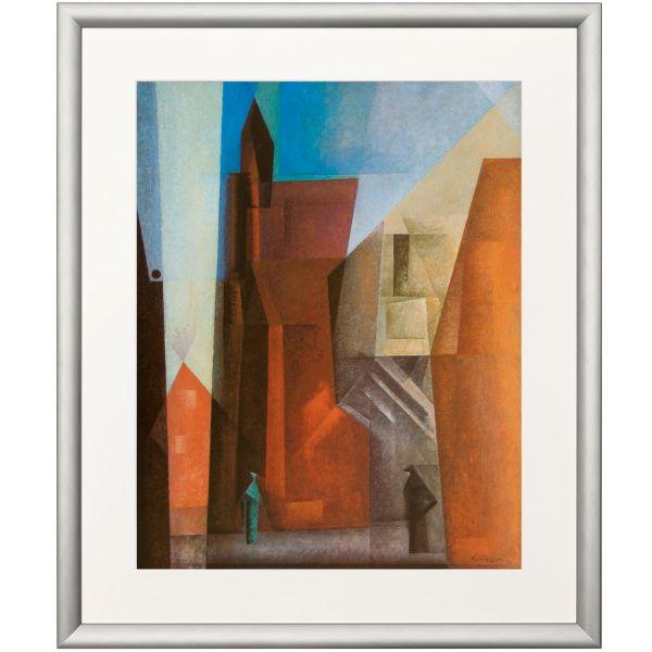 Feininger, Lyonel: »Archtower I / Torturm I«, 1929