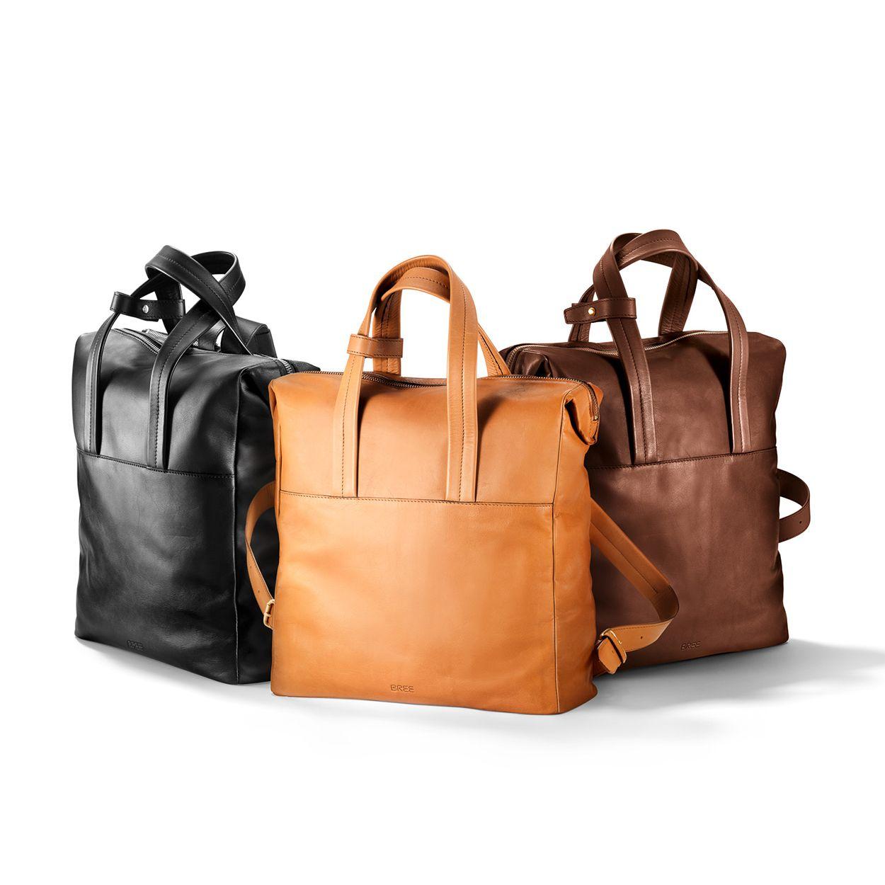 Großhandelspreis zu verkaufen 100% hohe Qualität ZEIT-Rucksack & Shopper »DIE ZEIT 17« von BREE