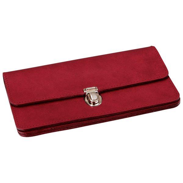 Portemonnaie »Jutta« Rot