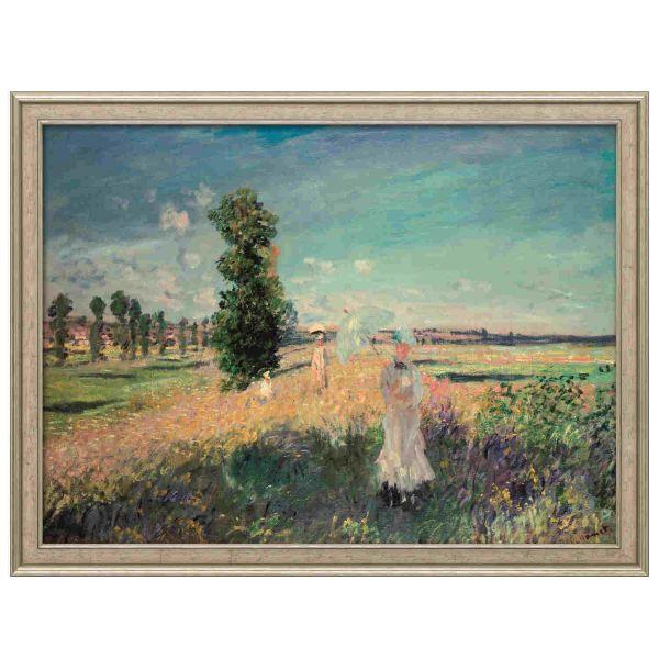 Monet, Claude: »La Promenade«, 1875