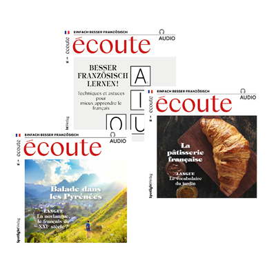 »Ecoute« Audio-Trainer