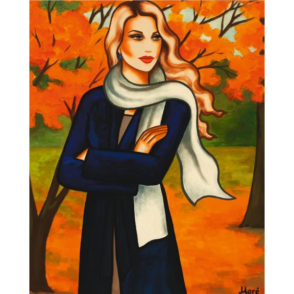 Moré, Ekaterina: »Herbstwind«