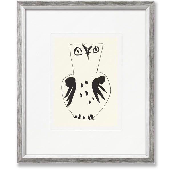 Picasso, Pablo: »Eule«