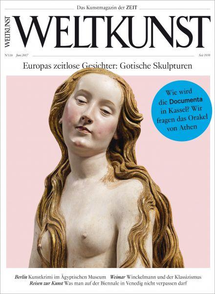 WELTKUNST 130/17 Europas zeitlose Gesichter: Gotische Skulpturen