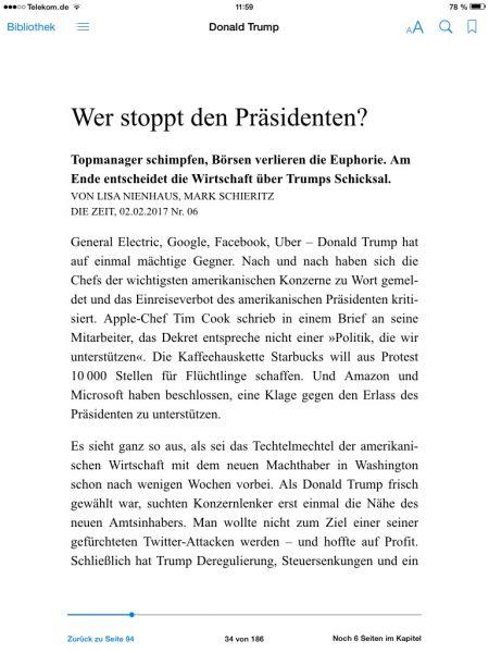 »Donald Trump«