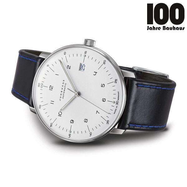 ZEIT-Sonderedition »Max Bill Automatic« Uhr von Junghans