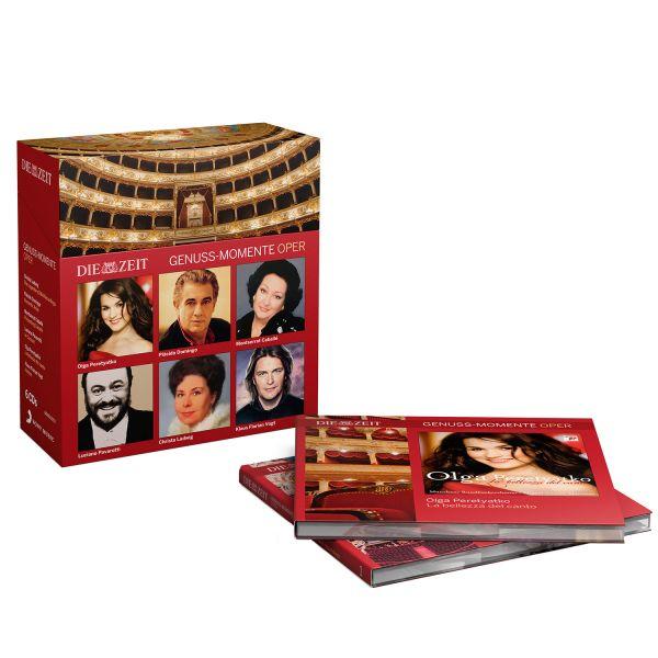 Genuss-Momente der ZEIT »Oper«