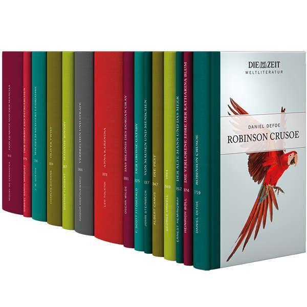 ZEIT-Edition »Weltliteratur«
