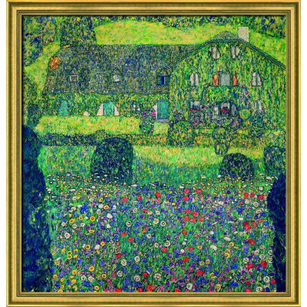 Klimt, Gustav: »Das Landhaus am Attersee«, 1914