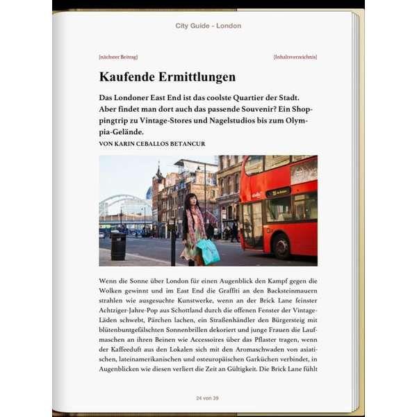 »London - DIE ZEIT CITY GUIDE«