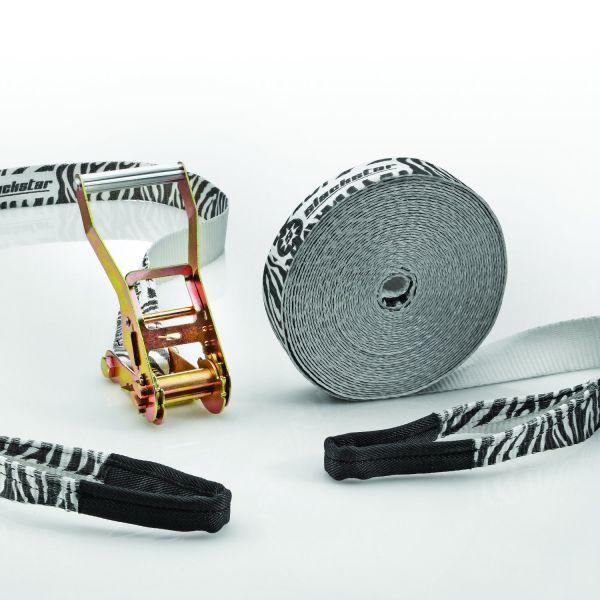 Slackline »Zebra«
