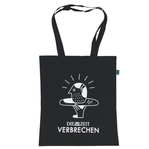 ZEIT VERBRECHEN Tasche »Podcast« schwarz