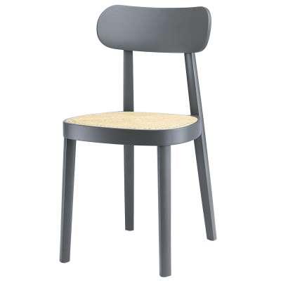118 Stuhl mit Wiener Geflecht