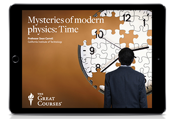 Probevideo »Mysteries of Modern Physics: Time«
