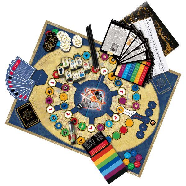 ABOUT TIME – Das ZEIT-Spiel