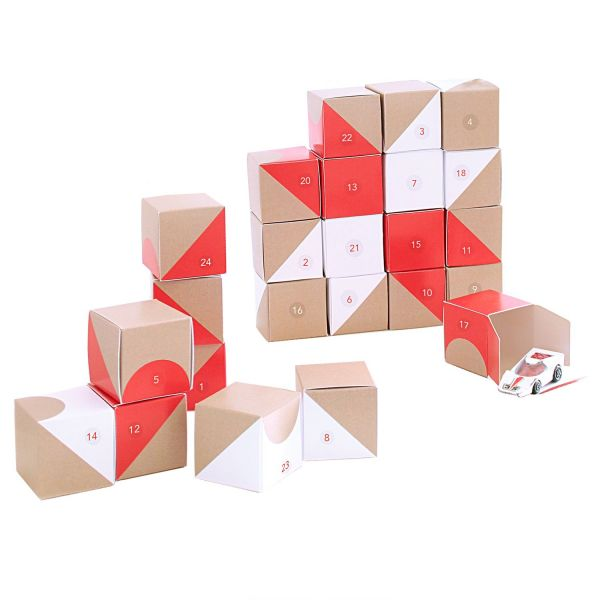 Adventskalender »Boxes«