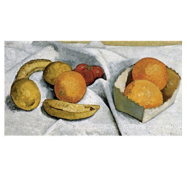 Modersohn-Becker, Paula: »Stilleben mit Orangen, Bananen, Zitronen und Tomate« (1906)