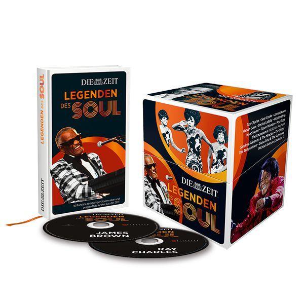 ZEIT-Edition »Legenden des Soul«
